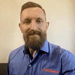 Brian Anderson Account Executive ProShop